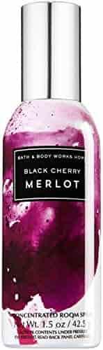 Bath and Body Works Room Perfume Spray Black Cherry Merlot 2017