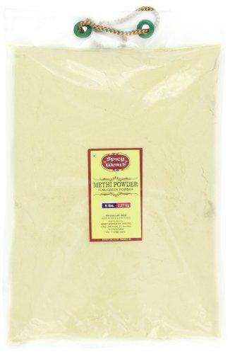 Spicy World Powder Fenugreek 5 Pounds product image