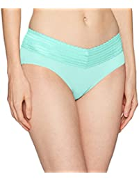 Women's No Pinching No Problems Lace Hipster Panty