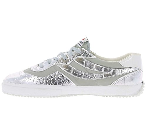 Silver Grau Grey Metcrow Superga 2832 w7g6Bp
