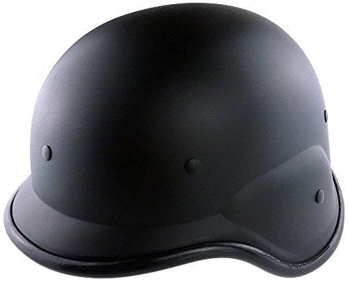Spike Turtle T-shirt (SportPro Polymer Lightweight Helmet M88 Style for Airsoft – Black)