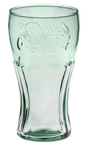Libbey Coca Cola 16.75 Oz.  6-Piece Set (Glass Tumbler Libbey)