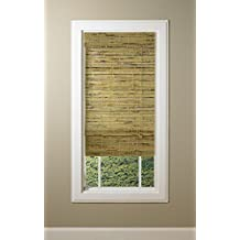Lewis Hyman 0243460 Kona Roman Shade, 60-Inch Wide by 64-Inch Long, Natural
