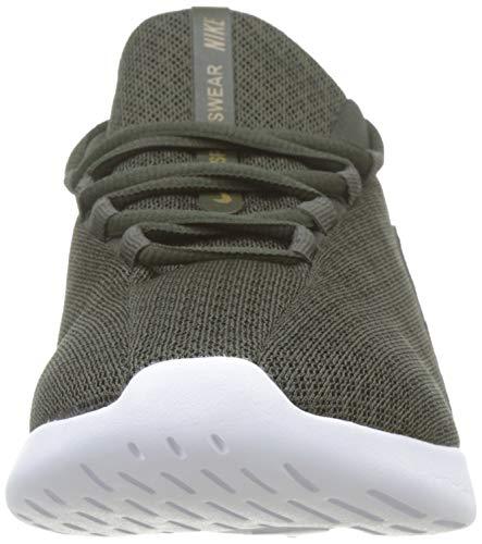 Running Nike sequoia Verde Hombre Zapatillas black Para Viale De Flak olive 300 wtfxtZrR