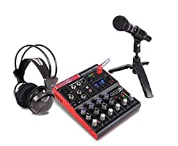 Jammin Pro STUDIOPACK702 Studio Flash Recorder