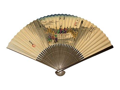 Japanese Sensu(Folding Fan) Nihonbashi (Sensu Fan Japanese)