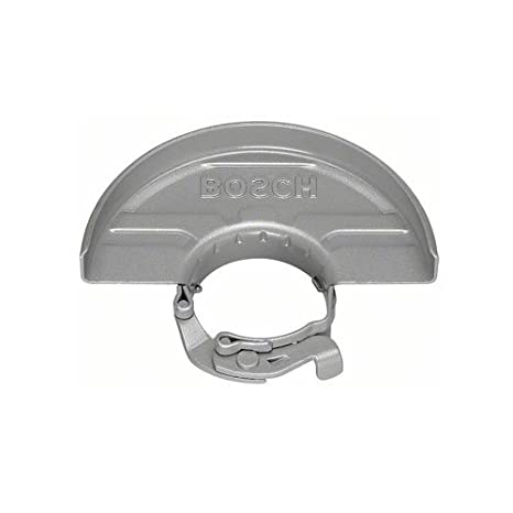 Bosch 2605510280 Protective Guard Without Cover for Grinding 180 mm, Silver