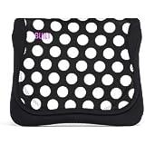 Built NY E-Reader/tablet Envelope 9-10IN Big Dot Black & White - Built NY E-EE10-BBW