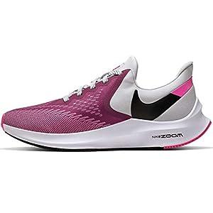 Best Epic Trends 41TIQMymKjL._SS300_ Nike Women's Zoom Winflo 6 Running Shoes (True Berry/Black-vast Grey-Pink Blast, 7.5)
