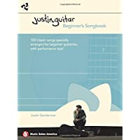 Justinguitar Beginner's Songbook: 100 Classic Songs Specially Arranged