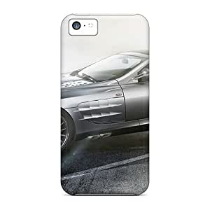 Iphone 5c Cover Case - Eco-friendly Packaging(2009 Mercedes Benz Slr Mclaren Roadster)