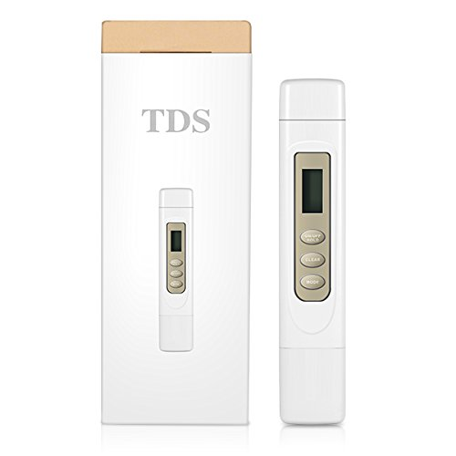 Digital TDS Water Quality&Temperature Tester (Ecosystem Aquarium Eco Calcium)