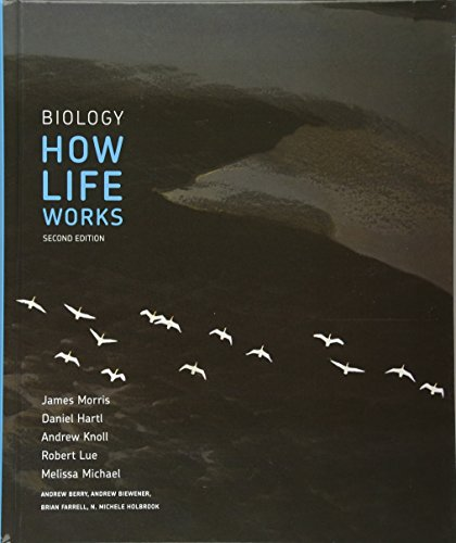Biology How Life Works   Standalone book