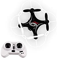 RC Drone,JTT-TOYS Mini WIFI FPV RC Quadcopter 2.4Ghz 6 Axis with Camera Headless Mode Mini RC Aircraft-Black