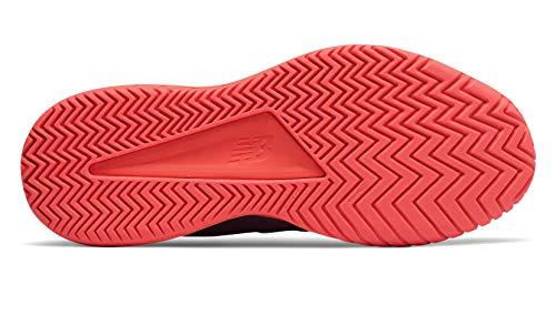Dur Chaussures En Balance Pour Femmes Noir New Cuir Wch89 ARwvq