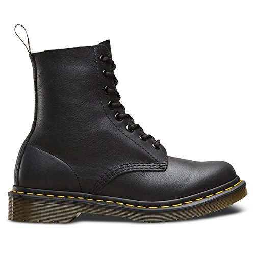 Dr Martens Pascal 8-Eye Women's Boot 8 F(M) UK Black-Black by Dr. Martens