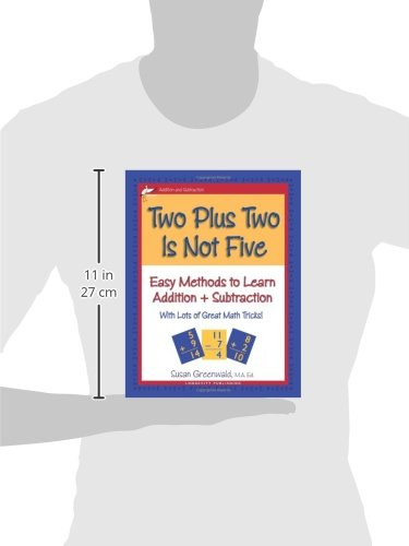 Two Plus Two Is Not Five (Easy Methods to Learn Addition ...