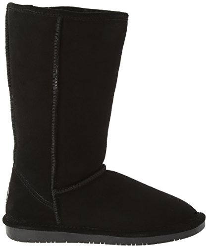 Fashion Women's Bearpaw Boot Emma Tall Black wBn0zS