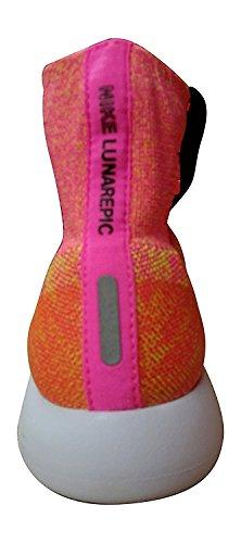 Chaussures Nike Wmns Femme Multicolore De Flyknit Pour Course Lunarepic rqEtrw