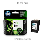 HP 61XL | Ink Cartridge | Black | CH563WN