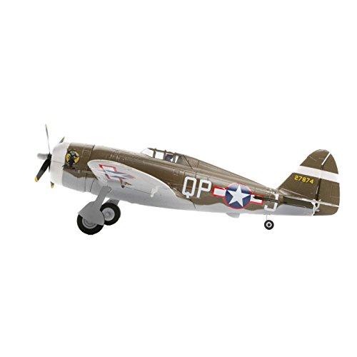 E-flite  UMX P-47 BL BNF Basic RC Airplane