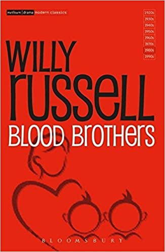 Blood Brothers (Methuen Modern Play) (Modern Classics) by Willy ...