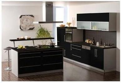Mebasa MCIK160SS cocina, isla de cocina, diseño de cocina 370 cm ...