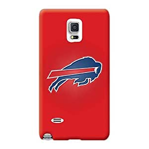Best Hard Phone Case For Samsung Galaxy Note 4 With Support Your Personal Customized HD Buffalo Bills Skin EricHowe