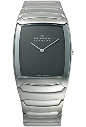 Skagen Men's 584LSXM Swiss Steel Bracelet Watch