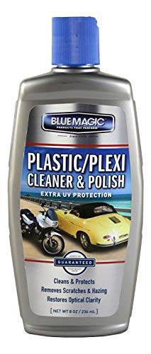 Blue Magic 750 Plastic & Plexiglass Cleaner - 8 fl. oz.