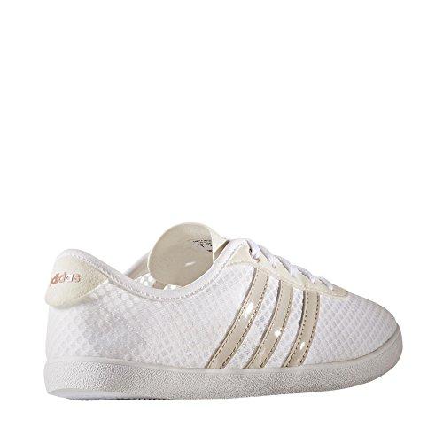 adidas CF QT VULC SEA W - Zapatillas deportivas para Mujer, Blanco - (FTWBLA/GRIPER/GRMEVA) 38 2/3