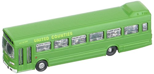Bachmann Europe Graham Farish G379-576 Leyland National United Counties N Scale Model Train