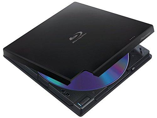 17,8/x 15,2/cm Cyberlink software Pioneer retail box-bdr-xd05b USB 3.0/Slim External Blu-ray Drive panno di pulizia in microfibra