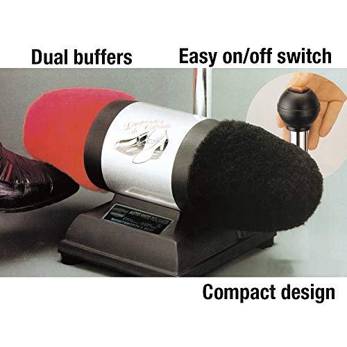 Moneysworth & Best Buff Shine Electric Shoe Polishing Machine by Moneysworth and Best Shoe Care INC. (Image #4)