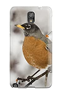 Galaxy Note 3 Case, Premium Protective Case With Awesome Look - Bird