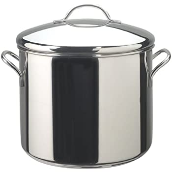Farberware Classic Series Stainless Steel 12-Quart Covered Stockpot