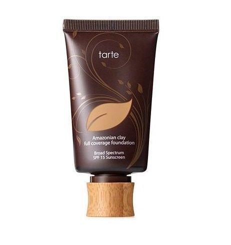 Tarte Amazonian Clay 12-hour Full Coverage Foundation SPF 15 (Medium Honey) (Packaging May Vary)