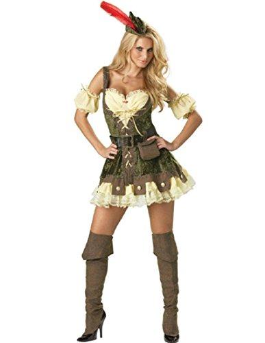 (Racy Robin Hood Adult Costume - Large)