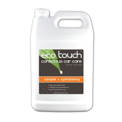 Eco Touch (CUC1G) Carpet + Upholstery Cleaner - 1 Gallon