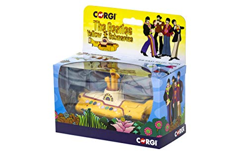 (Corgi CC05401 The Beatles Yellow Submarine Diecast Model)