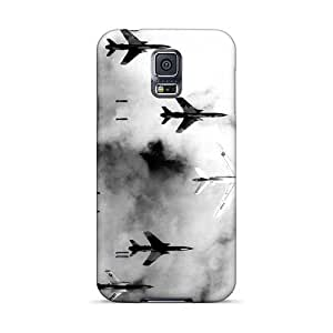 Shock-Absorbing Cell-phone Hard Cover For Samsung Galaxy S5 (AsP805rjhB) Customized Attractive Strat Wars Skin