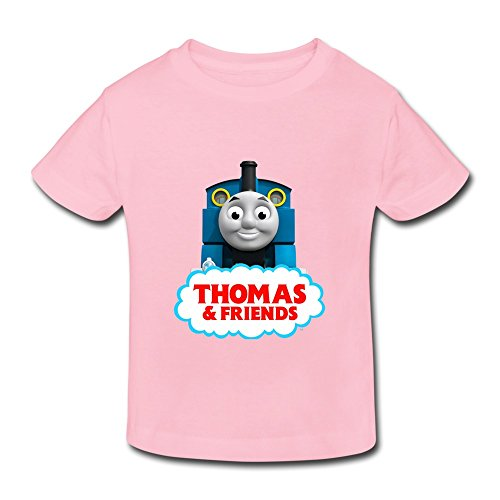 kids-toddler-thomas-the-tank-engine-friends-little-boys-girls-t-shirt-pink-size-5-6-toddler