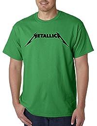 778 - Unisex T-Shirt Metallica Beavis Butt-Head Parody Logo