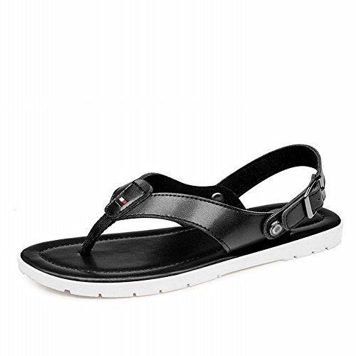 sandali A estivi doppio pantofole sandali uomo indossare uso RBB da antiscivolo spiaggia uomo casual da da scarpe a da uomo Infradito e wppqgC1Z