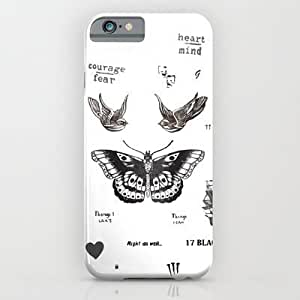 Tattoo ?  La Harry Case For Ipod Touch 4 Cover Case by Kate