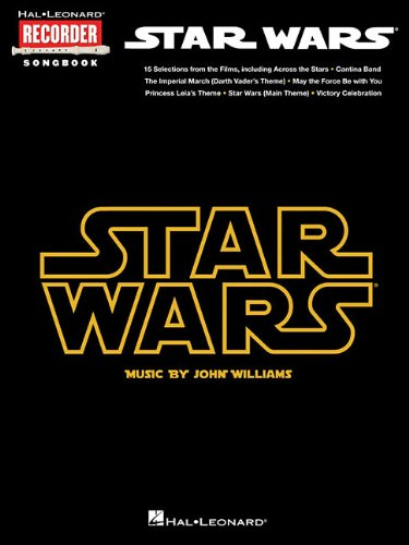 Star Wars: Hal Leonard Recorder (Recorder Ensemble)