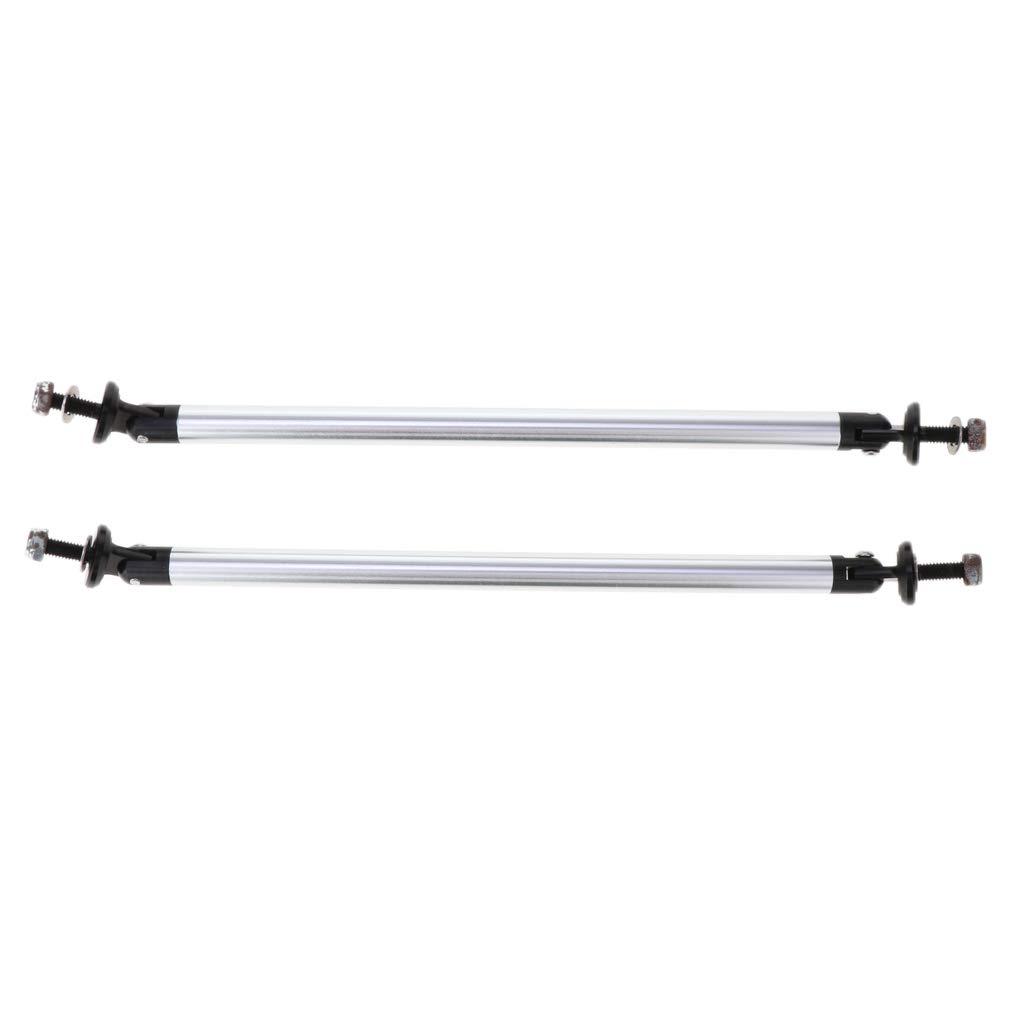 Splitter Rod Strut Tie Bar Support Rods for Bumper Lip Diffuser 200mm Golden
