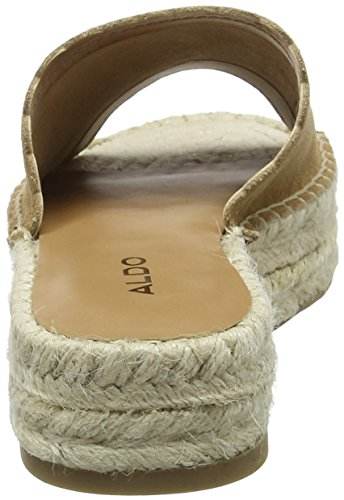 Aldo Women's Papaikou Open Toe Sandals Brown (Tan Amendoea 26) Zb6tt7o2