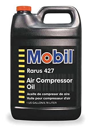 Mobil Rarus 427, Compressor, 1 gal., ISO 100