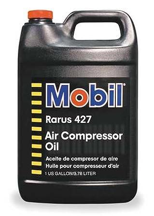 Mobil Rarus 427, Compressor, 1 gal., ISO 100